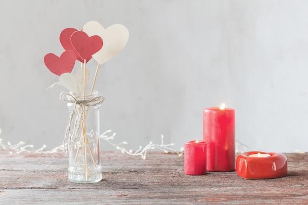 발렌타인 데이 장식