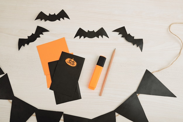 Decorations for halloween party