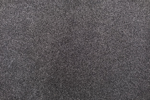 Decorative background of black stone