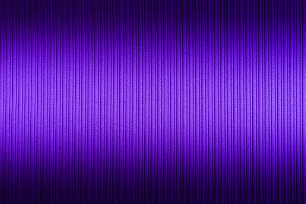 Decorative background lilac, violet color, striped texture upper and lower gradient.