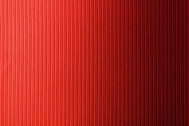 Decorative background red color, striped texture horizontal gradient. wallpaper. art. design.