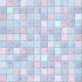 Декоративная цветная керамическая плитка с фактурой натурального камня.