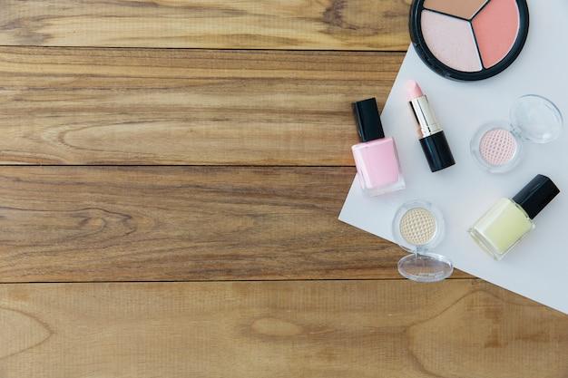 紙シート上の化粧品