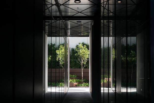 Design decorativo giardinaggio albero pianta naturale