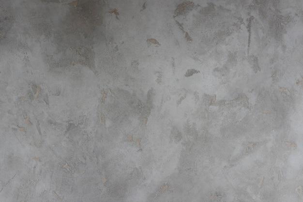 装飾的な灰色のコンクリート壁
