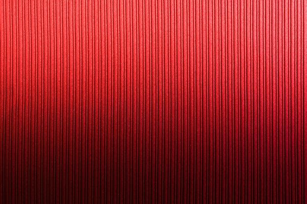 Decorative red orange color, striped texture gradient.