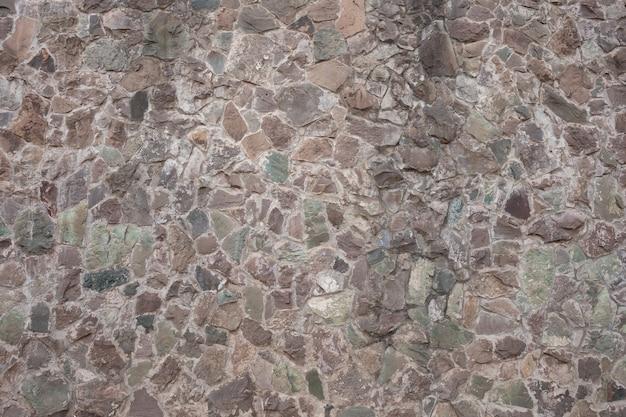 Decorative stone wall background