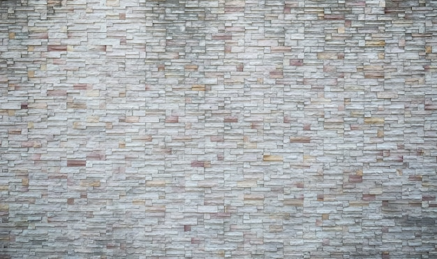 Decorative stone wall background