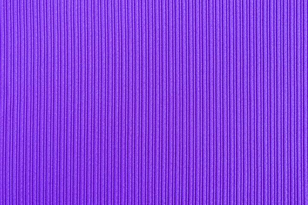 Decorative surface lilac, violet color, striped texture.