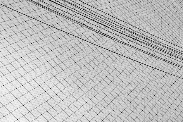Decorative wire mesh texture background for design