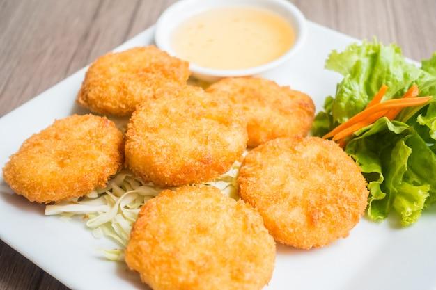 Deep fried shrimp