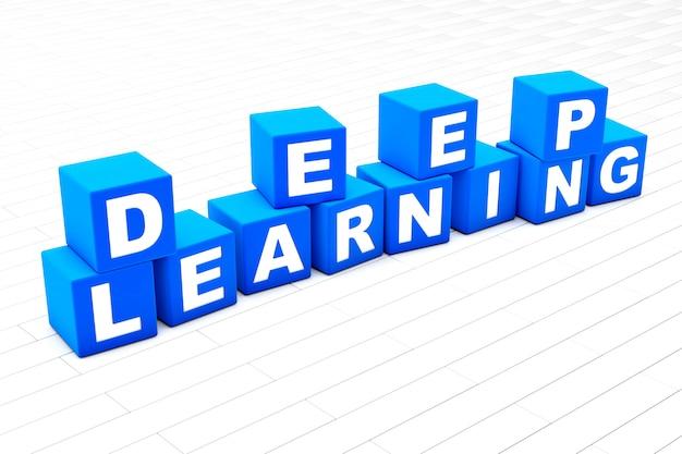 深層学習の単語図