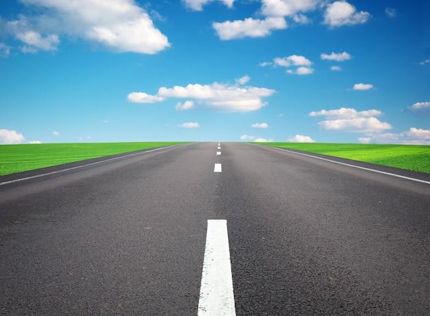 Глубокая дорога
