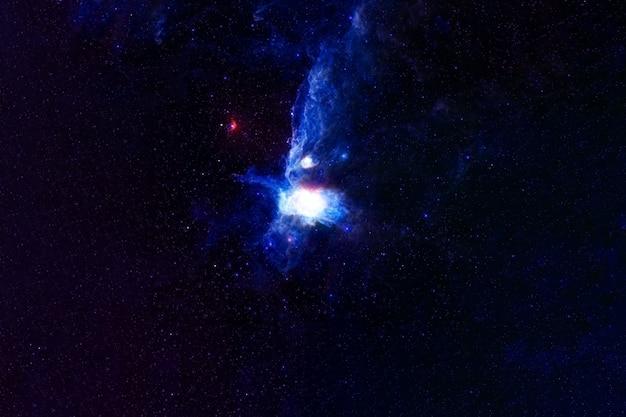 Глубокий космос красивый космический фон элементы этого изображения были предоставлены наса