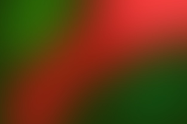 Defocused and abstract christmas background
