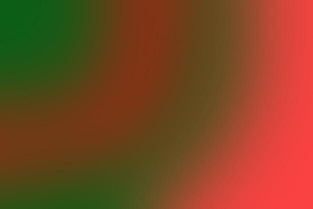 焦点がぼけて抽象的なクリスマスの背景