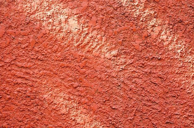 抽象的なdefocused赤い壁のぼかし背景