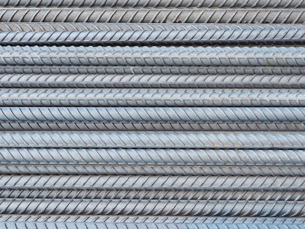 Deform bar steel rod.