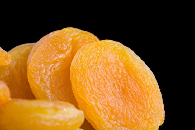 乾燥した熟したアプリコットの乾燥、オレンジ、伝統的、ドライフルーツの甘さが便利