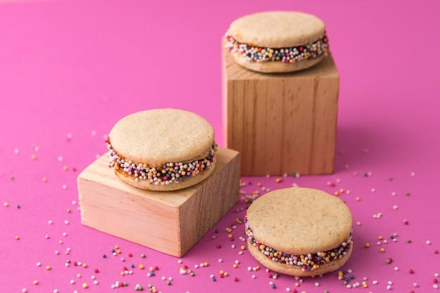 おいしいアルファジョレスクッキーのコンセプト