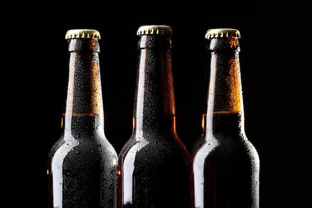 Deliziosa composizione di birra americana