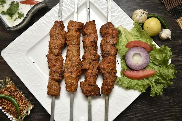 Delicious barbecue (b.b.q)