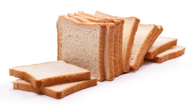 Delizioso pane sul tavolo