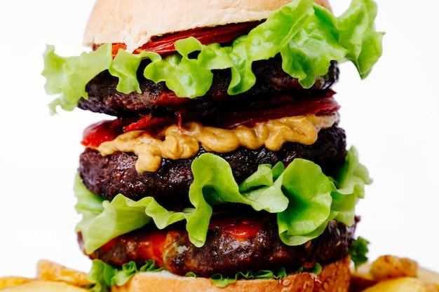 Delicious burger
