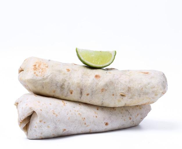 Delicious burrito