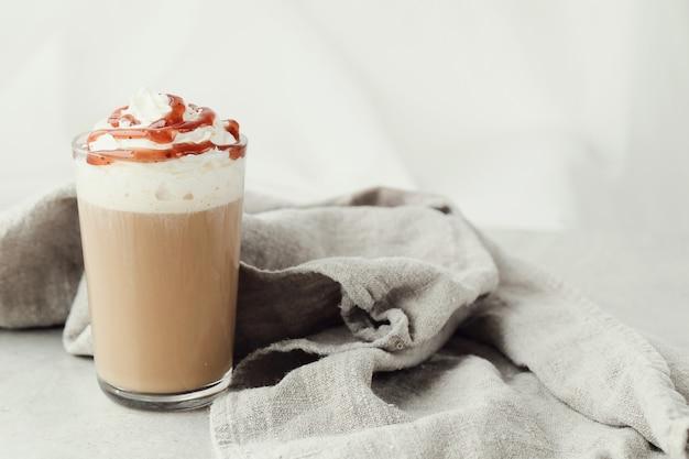 おいしいカプチーノコーヒー