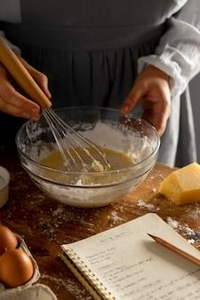 美味しいチーズパン作りアレンジ