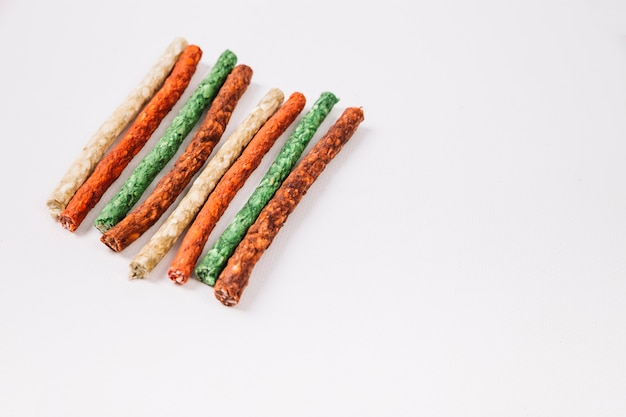 Delicious chewing sticks