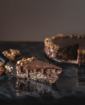 맛있는 초콜릿 케이크