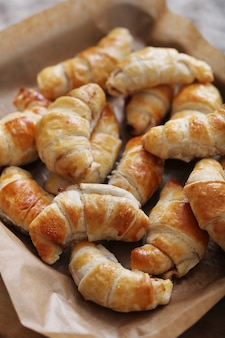 Deliziosi croissant