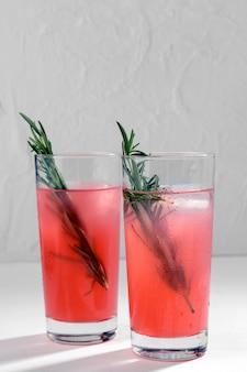 Bevande deliziose per la disintossicazione