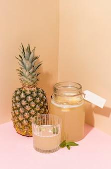Вкусный состав кисломолочных напитков