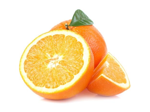 Вкусные свежие апельсины