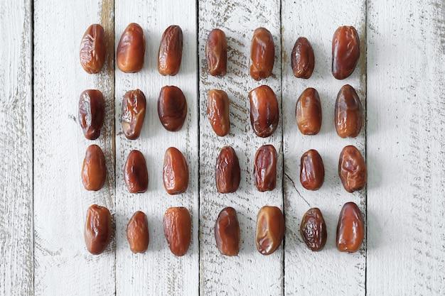 Delicious fresh organic dates