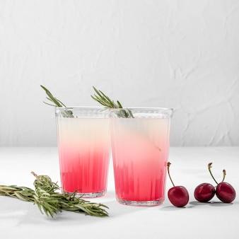 Вкусные здоровые детокс-напитки