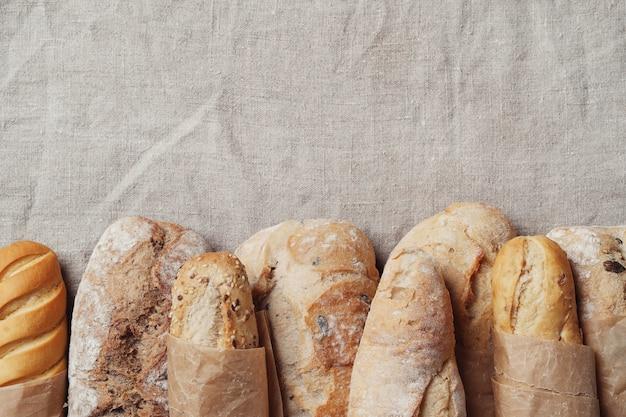 おいしい自家製パン