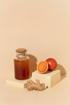 Вкусный напиток из чайного гриба Бесплатные Фотографии