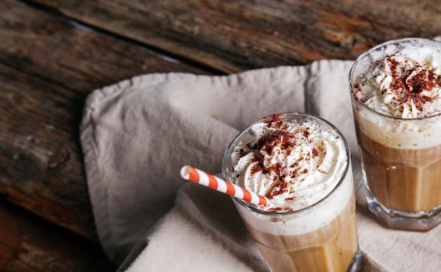 Delicious latte
