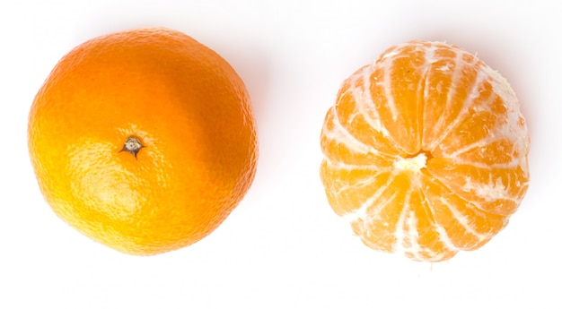 Вкусный мандарин