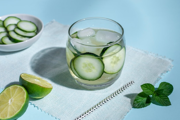 Delicious mezcal beverage composition