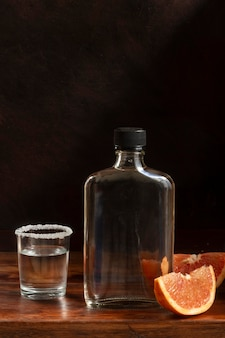 おいしいメスカル飲料の組成