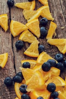 Вкусный апельсин