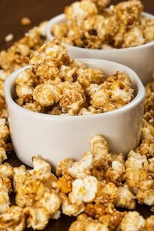 Delicious popcorn