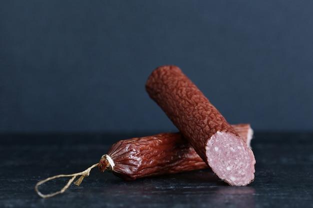 Delicious sausage