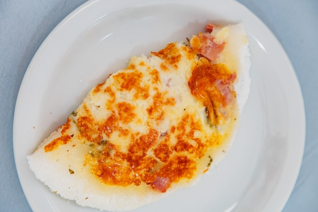 美味しいタピオカ料理。タピオカ