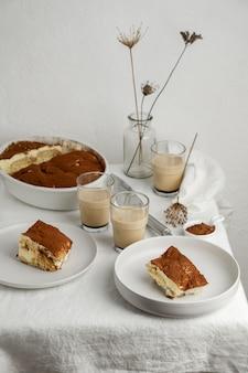 Вкусный традиционный десерт